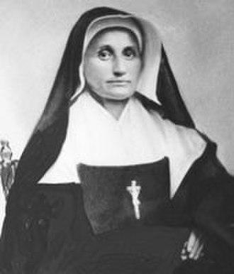 Mary Cecilia Bailly - Image: Mother Mary Cecilia Bailly