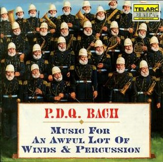 Music for an Awful Lot of Winds and Percussion - Image: Music for an Awful Lot of Winds & Percussion