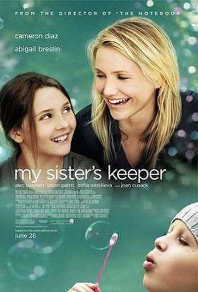 Picture of a movie: My Sister's Keeper