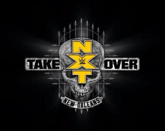 NXT TakeOver: New Orleans - Image: NXT Take Over New Orleans Logo