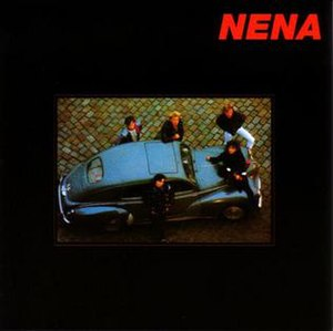 Nena (album) - Image: Nena Nena Album Cover