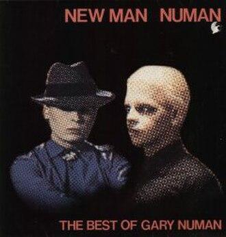New Man Numan: The Best of Gary Numan - Image: Newman Numan