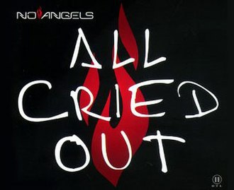 All Cried Out (Alison Moyet song) - Image: No angels cried out