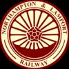 Logo của Đường sắt Northampton & Lamport Official.png