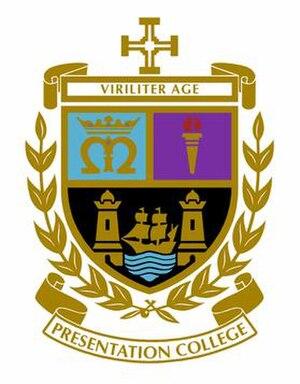 Presentation Brothers College, Cork - Image: PBC Cork Logo
