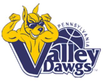 Pennsylvania ValleyDawgs - Image: Pa valleydawgs logo