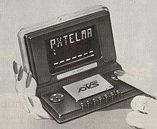 Palmtex Portable Videogame System - Wikipedia