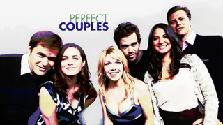 <i>Perfect Couples</i> American comedy series for NBC