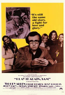 <i>Play It Again, Sam</i> (film) 1972 film by Herbert Ross