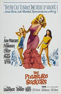 <i>The Pleasure Seekers</i> (1964 film) 1964 film by Jean Negulesco