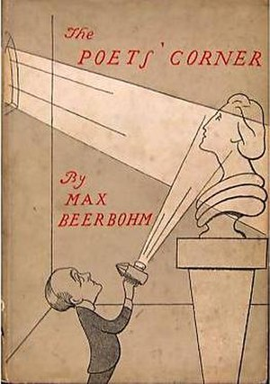 The Poets' Corner - Cover of King Penguin edition of The Poets' Corner (1943)