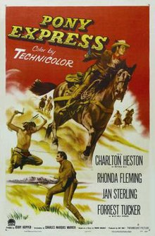Pony Express movie