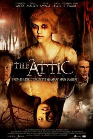 The Attic (2007 film) - Image: Poster of The Attic (2008 film)