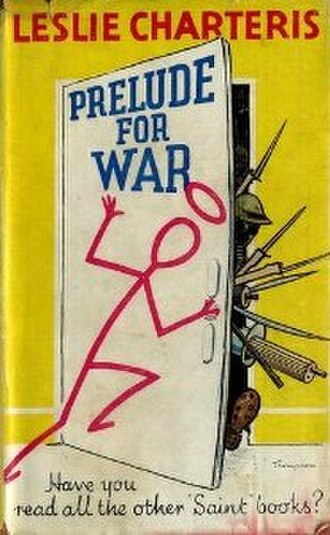 Prelude for War - 1940 UK edition