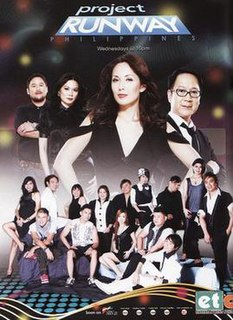 <i>Project Runway Philippines</i> (season 1) season of television series