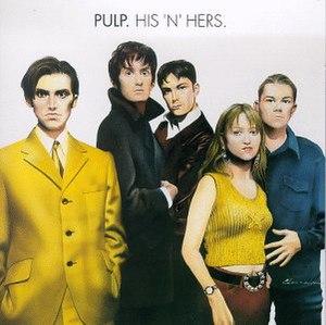 His 'n' Hers - Image: Pulp His 'n' Hers