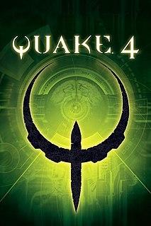 <i>Quake 4</i> 2005 video game