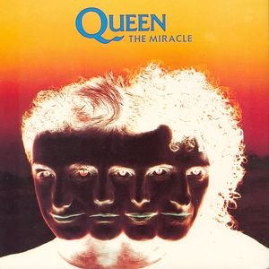 The Miracle (song) - Image: Queen The Miracle (single)
