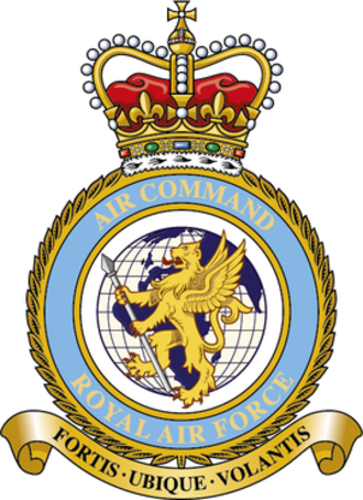 RAF Air Command - Air Command badge