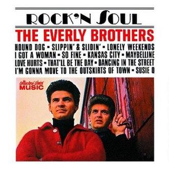 Rock'n Soul (Everly Brothers album) - Image: Rockandsoul