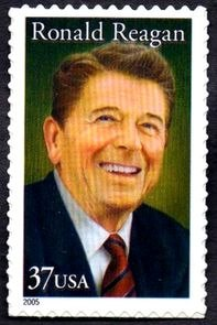 Ronald Reagan 2005 Issue-37c