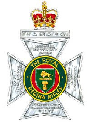 The Royal Regina Rifles - Image: Royal Regina Rifles