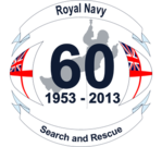 Royal Navy Search and Rescue 60 Logo.png