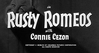 <i>Rusty Romeos</i> 1957 short film directed by Jules White