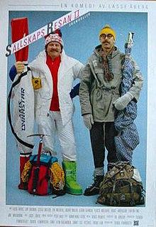 <i>Sällskapsresan 2 – Snowroller</i> 1985 film