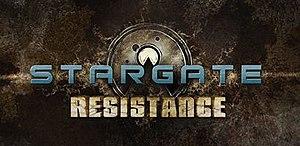 Stargate: Resistance - Image: SG Rlogo