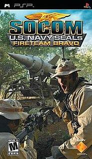 <i>SOCOM U.S. Navy SEALs: Fireteam Bravo</i>