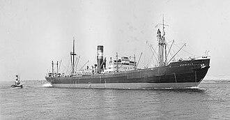 SS Uhenfels - Image: SS Uhenfels