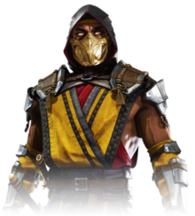 Scorpion (Mortal Kombat) - Wikipedia