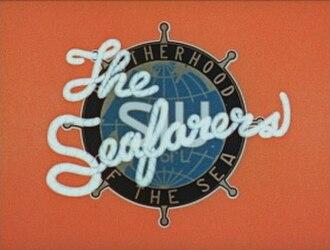 The Seafarers - title card