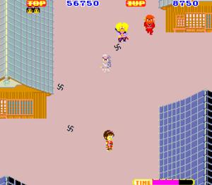 Sega Ninja - Ninja Princess screenshot