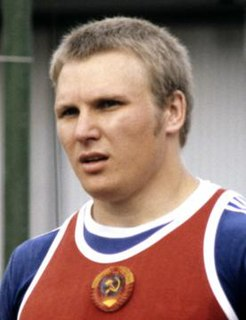 Sergey Litvinov (athlete, born 1958) Russian hammer thrower and coach