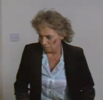 Sheila Grant - A dishevelled Sheila returns home after being raped (1986)