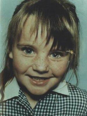 Murder of Sheree Beasley - Sheree Beasley in her school uniform