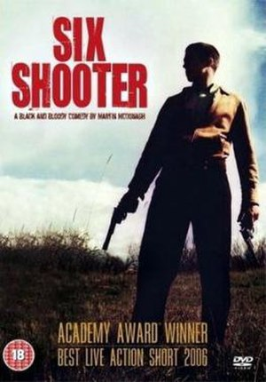Six Shooter (film) - Image: Six Shooter Film Poster