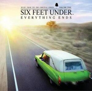 Six Feet Under, Vol. 2: Everything Ends - Image: Six feet under volume 2