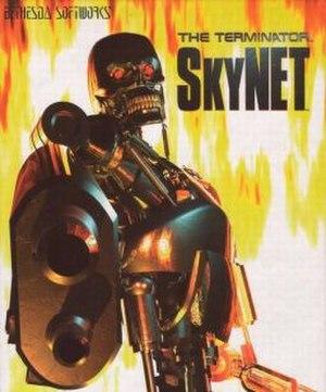 Skynet (video game) - Image: Sky NET cover
