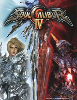 Soulcalibur IV - Premium Edition case art
