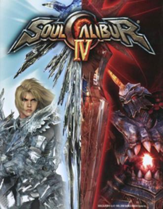 Soulcalibur IV - Premium Edition case art