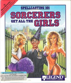 <i>Spellcasting 101: Sorcerers Get All The Girls</i>