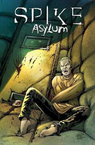 Spike: Asylum - Image: Spike Asylum