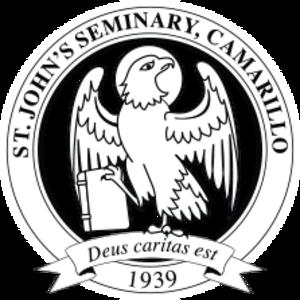 St. John's Seminary (California) - Image: St. John's Seminary logo