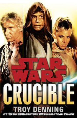 Crucible (Star Wars novel)