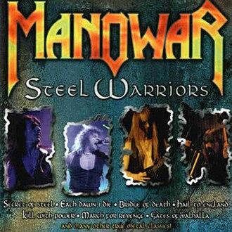 Steel Warriors - Image: Steel Warriors cover