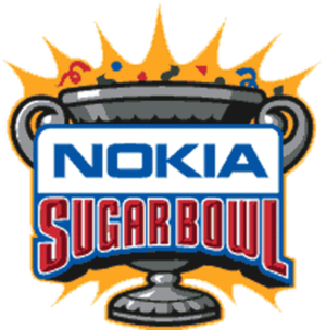 2006 Sugar Bowl - Image: Sugar Bowl Logo