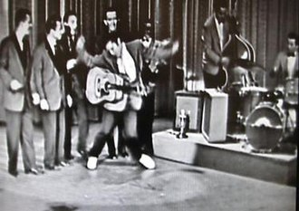 "The Ed Sullivan Show - ""Hound Dog"", October 28, 1956"